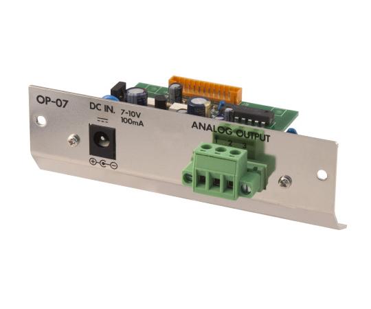 AD-4405A用アナログ出力(4~20mA) AD4405-07