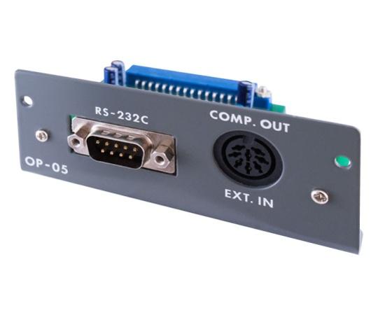 AD-4406A用RS-232C入出力+リレー出力+コントロール入力 AD4406-05