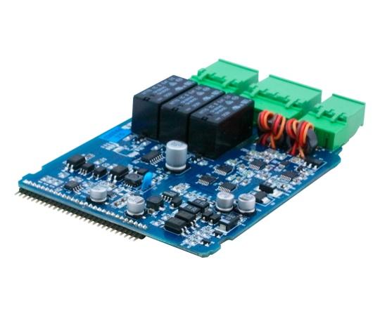 AD-4530/AD-4531B用リレー出力、RS-485入出力、アナログ出力 AD4530-237JA