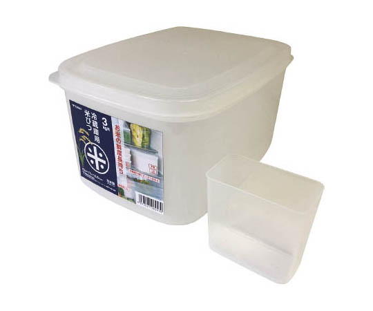 冷蔵庫用米びつ 3型