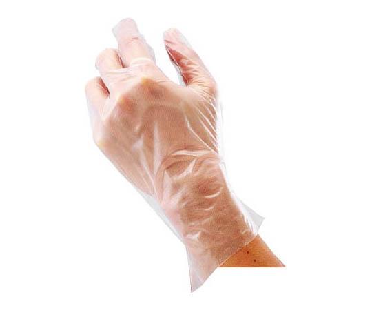 ポリエチレン手袋 M 100枚入 1720100M