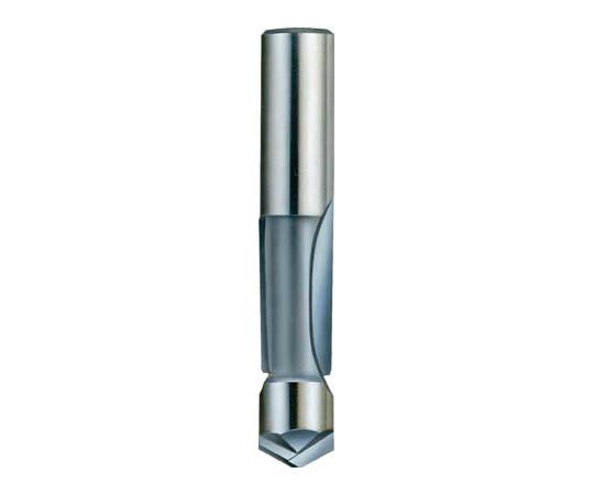 木工ビット 超硬1段フラッシュビット(3P) 12×12 1F1212