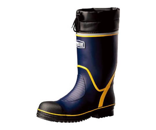 ワイド樹脂先芯入り安全長靴 766NNV29.0