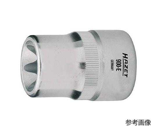 E型トルクスソケット E18 対辺寸法16.70 差込角12.7 900E18
