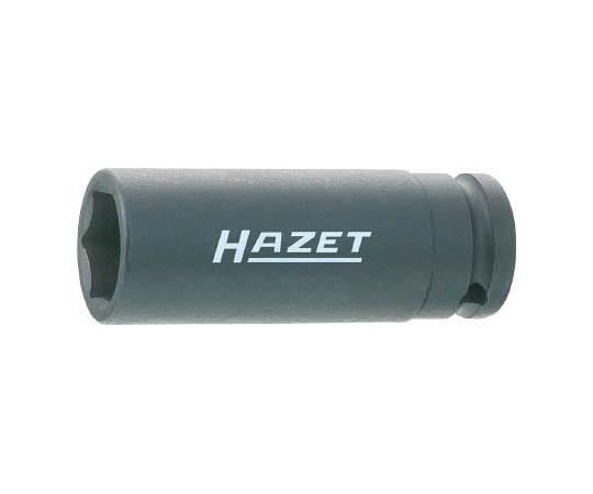 インパクト用ロングソケットレンチ(6角タイプ・差込角12.7mm) 対辺19mm 900SLG19