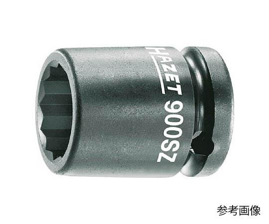 インパクト用12ポイントソケットレンチ(12角タイプ・差込角12.7mm) 対辺18mm 900SZ18