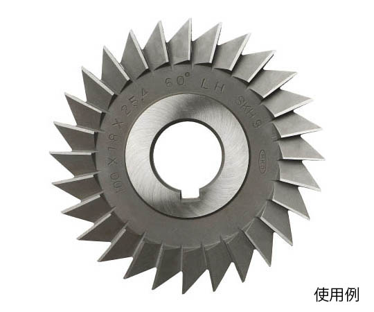 シングルアングルカッター(左刃)50°×100×8×25.4 ACLH50X100X8X25.4