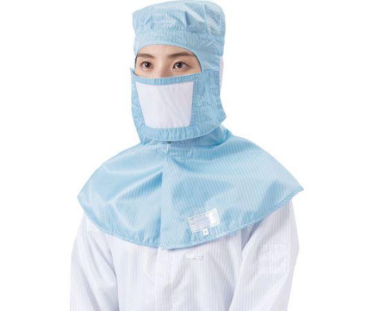 マスク 青 フリー (1Pk(袋)=10枚入) BSC-30001-B-F