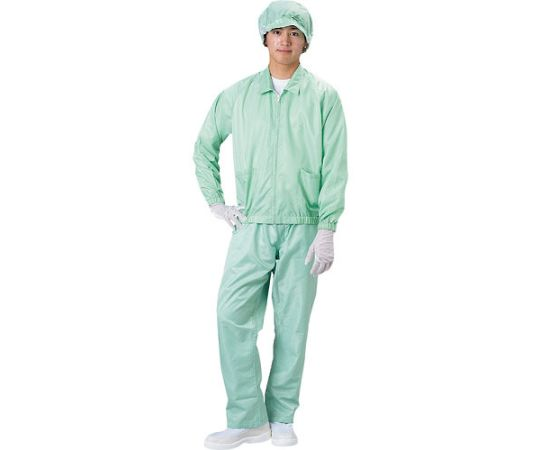 パンツ-緑-LL BSC-50001-G-LL