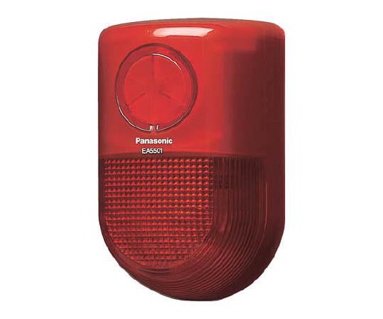 警報ランプ付ブザー屋側用AC100V EA5501