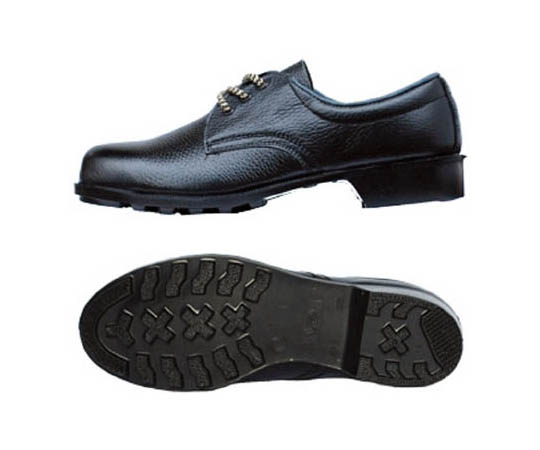 ゴム底安全靴 HV10 HV1026.5