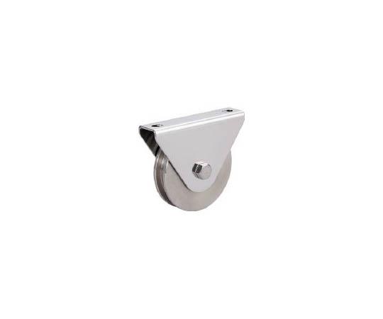 SUS製重量用戸車枠付コ型 JS365-90H(200024753