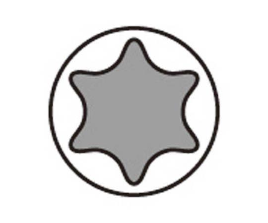 [取扱停止]丸形首振ラチェットハンドル RH31F