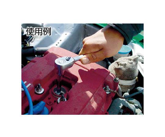 [取扱停止]ラチェットハンドル(ホールドタイプ) RH40K