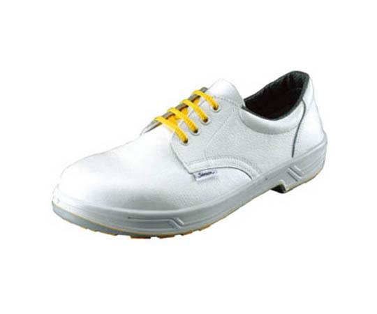 静電安全靴 短靴 SS11白静電靴 23.5cm