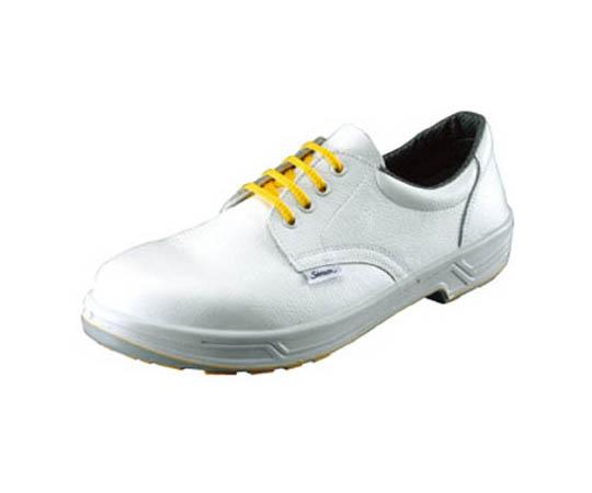 静電安全靴 短靴 SS11白静電靴 24.0cm