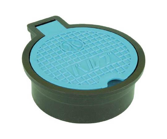 樹脂製バルブボックス 100 ブルー