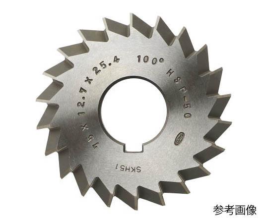 ダブルアングルカッター55°×75×8×25.4