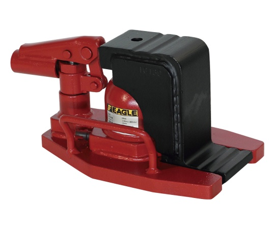 Ultra Low floor Lever Rotation and Safety valve with Jack with nail claw capacity 2t GB-60