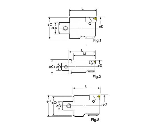 ZMACモジュラーヘッド 12-ZMAC16-45