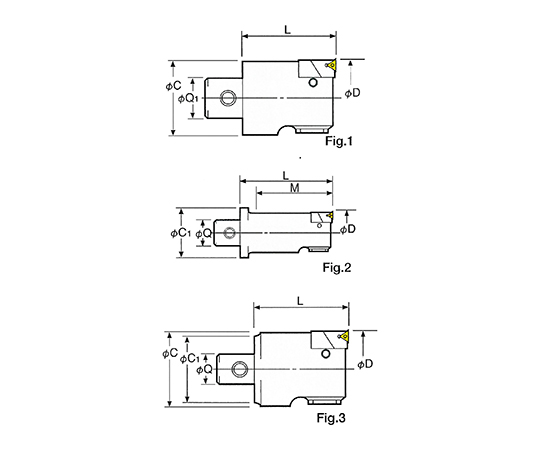 ZMACモジュラーヘッド 12-ZMAC16-55