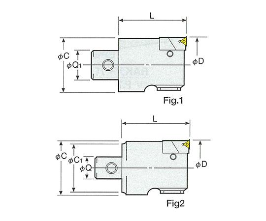 ZMACモジュラーヘッド(ZMACΑ) 20-ZMAC42-70AA