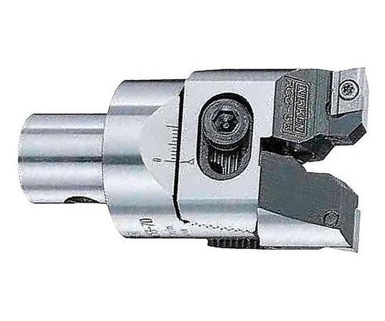 バランスカットボーリングヘッド(アルミ・非鉄用) 34-RAC70-85A