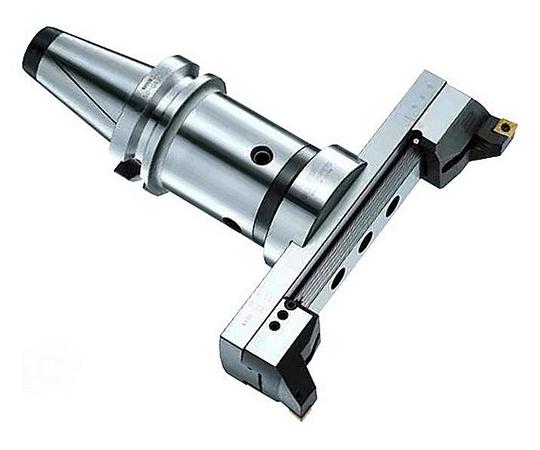 バランスカット大径用ボーリングバー(鉄・鋳物重切削用) MBT40~MBT50