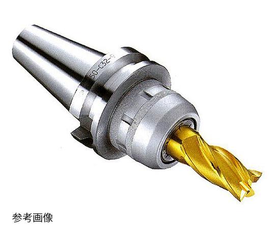フランジスルー型ミーリングチャック NBT50-C20F-165