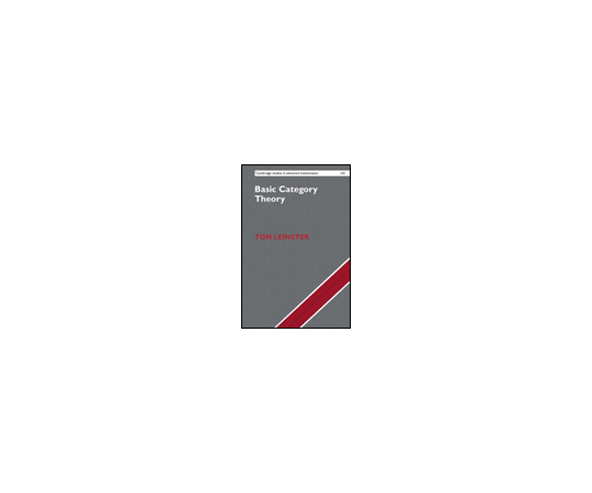 Basic Category Theory 978-1-107-04424-1