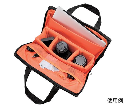 2STYLEカメラトートバッグ ブラック DGB-S030BK