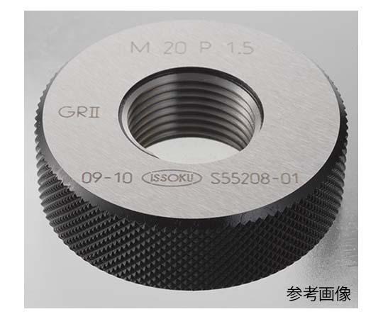 限界ねじリングゲージ(旧JIS規格) M3X0.5 GR II WR II