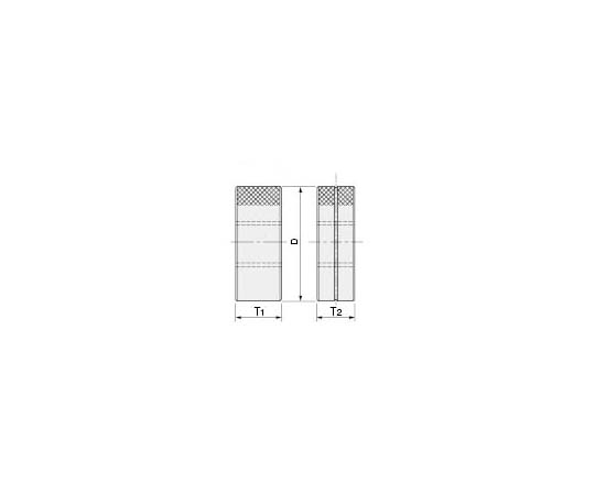 限界ねじリングゲージ(旧JIS規格) M10P1.25 GR II IR II 301041210