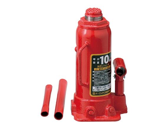 油圧ジャッキ(オーバーロード防止機構付き)