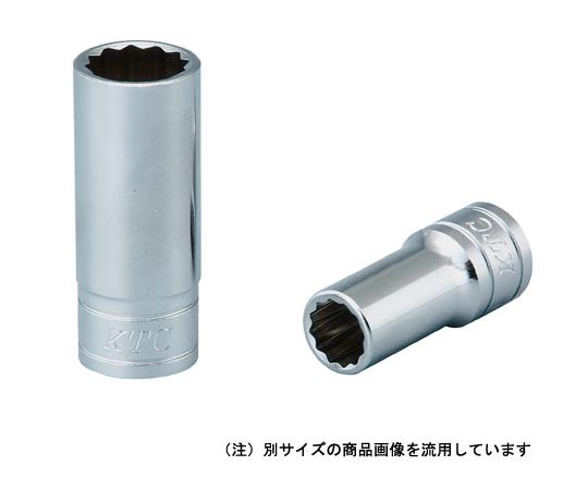 セミディープソケット 9.5 十二角 22mm B3M-22W-H