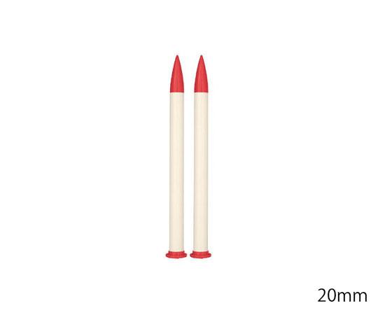 棒針 「ニューカラー」 2本針ジャンボ (12mm)