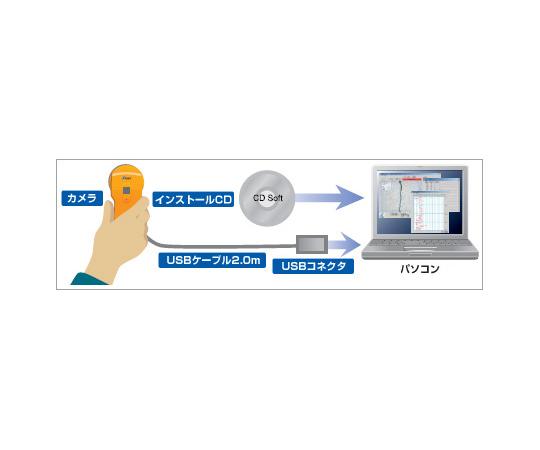 クラックビュア レンタル10日 FCV-30