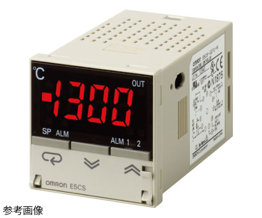 サーマックS 電子温度調節器 E5CS E5CS-Q1KJDU-W AC/DC24