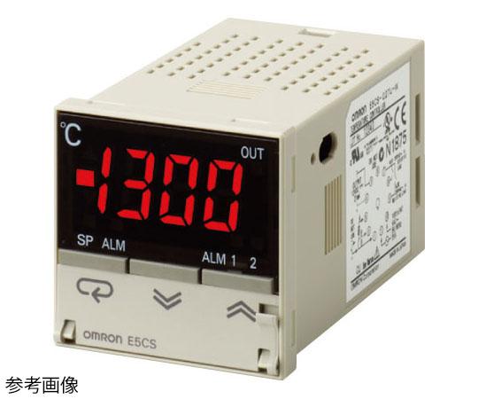 サーマックS 電子温度調節器 E5CS E5CS-QKJDU-W AC/DC24