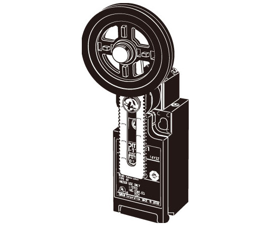 小形セーフティ・リミットスイッチ 2接点シリーズ(直接開路動作付き) D4N D4N-412H