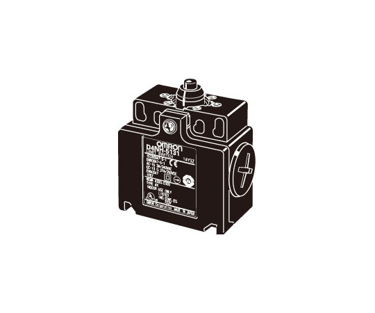 小形セーフティ・リミットスイッチ D4N D4N-6131