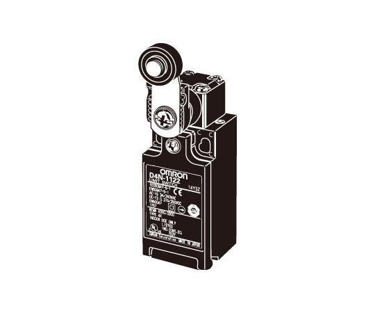 小形セーフティ・リミットスイッチ D4N D4N-9122