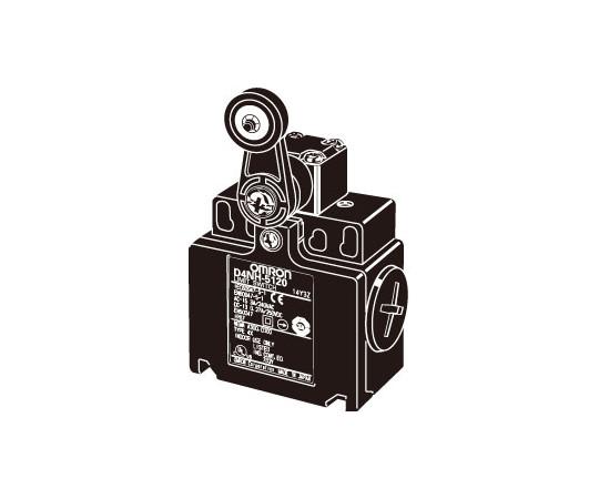 小形セーフティ・リミットスイッチ 2接点シリーズ(直接開路動作付き) D4N D4N-8120