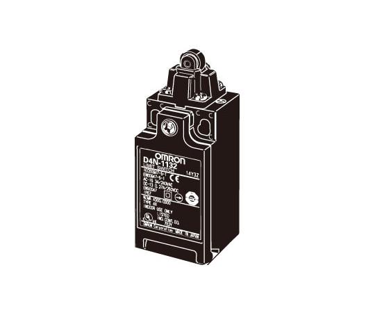 小形セーフティ・リミットスイッチ 2接点シリーズ(直接開路動作付き) D4N D4N-4132