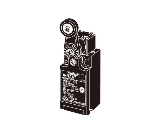 小形セーフティ・リミットスイッチ 2接点シリーズ(直接開路動作付き) D4N D4N-4120