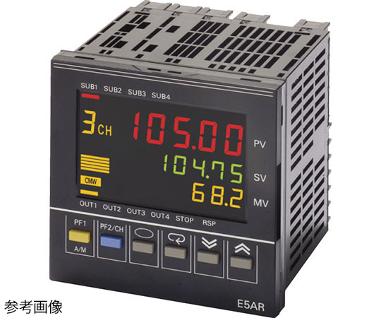 [取扱停止]サーマックR デジタル調節計 E5AR E5AR-C4B-DRT AC100-240V