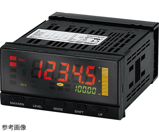 ロードセル mVメータ K3HB-V K3HB-VLC-CPBC21 AC100-240