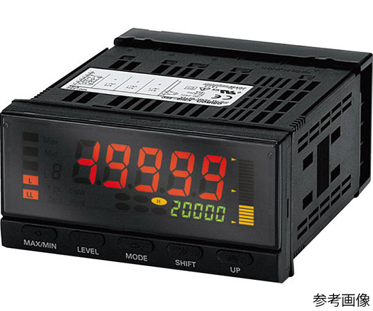 電圧・電流パネルメータ K3HB-X K3HB-XAA-L1AT11 AC/DC24