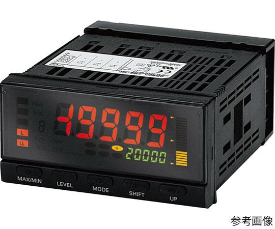 電圧・電流パネルメータ K3HB-X K3HB-XVD-FLK1AT11 AC/DC24