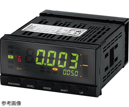 高速応答デジタルパネルメータ K3HB-S K3HB-SSD-FLK1AT11 AC/DC24